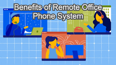 Remote Office Phone System