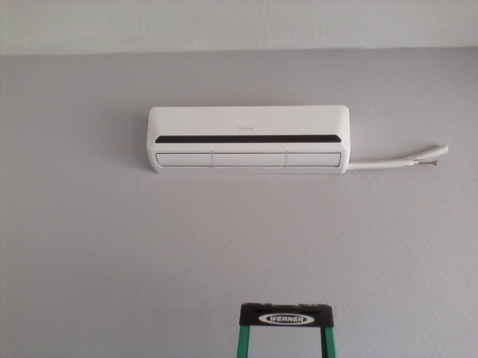 Here are some more mini split install the we have done