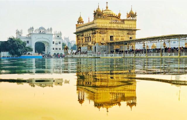 The Golden Temple-theblog-insider