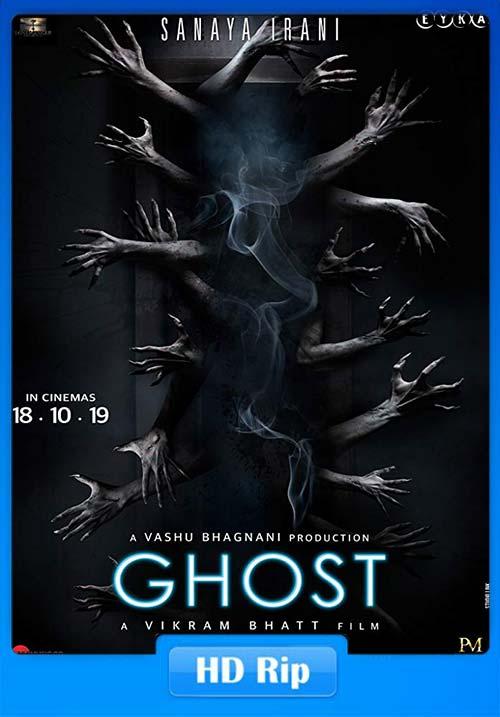 Ghost 2019 Hindi 720p WEBRip x264 | 480p 300MB | 100MB HEVC