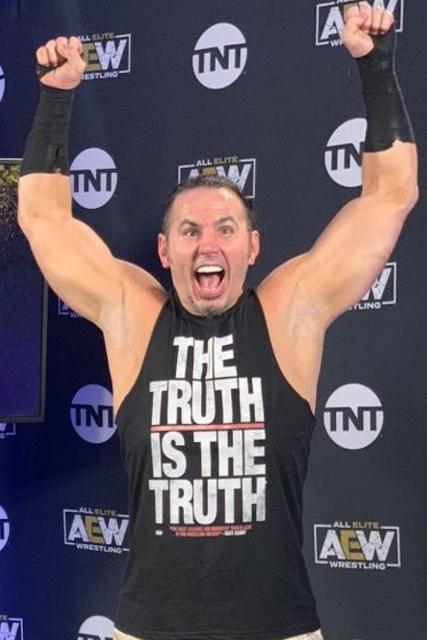 Matt Hardy THE TRUTH IS THE TRUTH T-Shirt.  PYGear.com