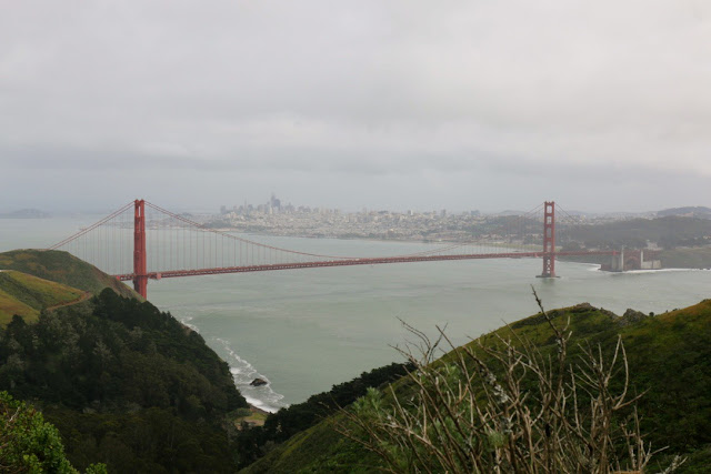 Brücke, San Francisco, View Point, Touristen