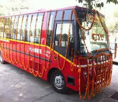 IRCTC Bus Booking Service