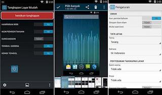 Screenshot Easy - Aplikasi Screen Capture Android