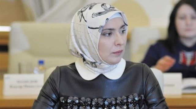 Rusya'da başkanlık için Müslüman kadın aday!