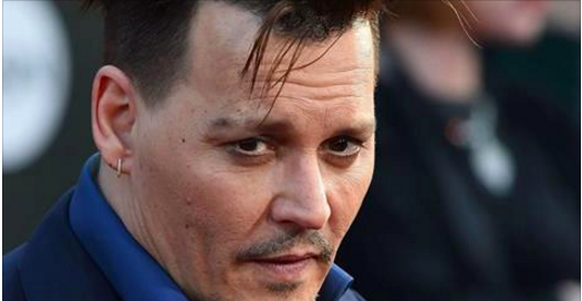 Johnny Depp quasi ruiné en raison d'un train de vie dispendieux