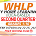 Week 8- Weekly Home Learning Plan Q2