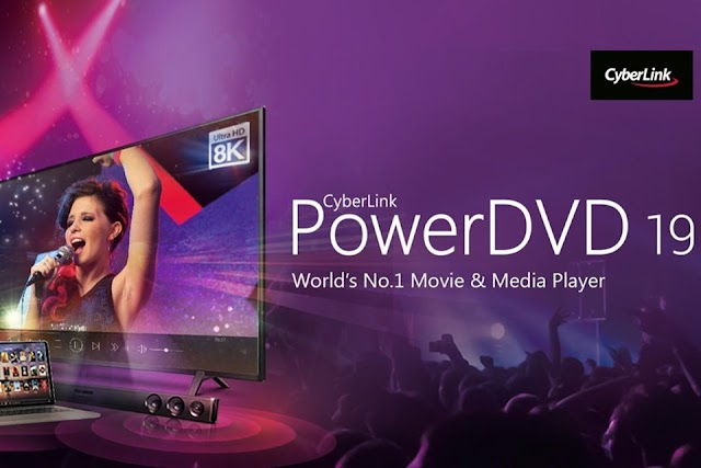 Power dvd 19  8k and 4k ultra hd