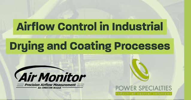 Airflow Control in Industrial Drying