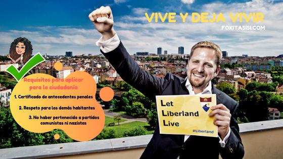 (Imagen) Liberland no ha sido aceptada por la ONU como nación