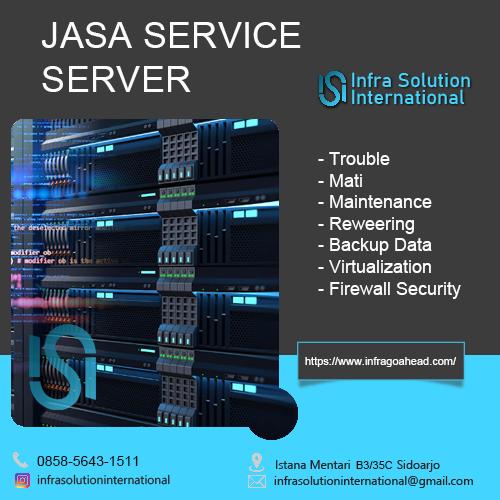 Service Server Bondowoso Enterprise