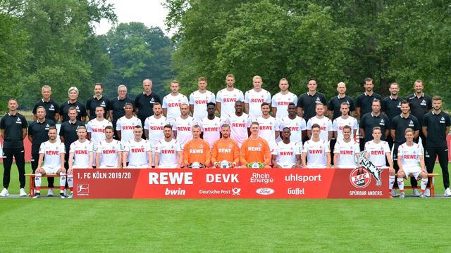 Jadwal Skuad Koln FC 2020
