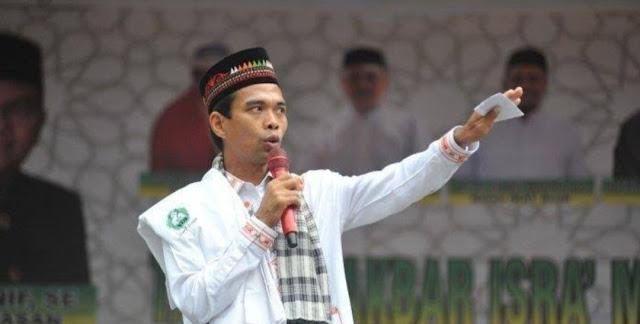 Disebut Dilaporkan ke Polisi, Ini Jawaban Ustaz Abdul Somad