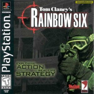 Tom Clancy's Rainbow Six (1999) PS1 Download