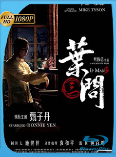 Ip Man 3 (2015) HD [1080p] Latino [GoogleDrive] SilvestreHD
