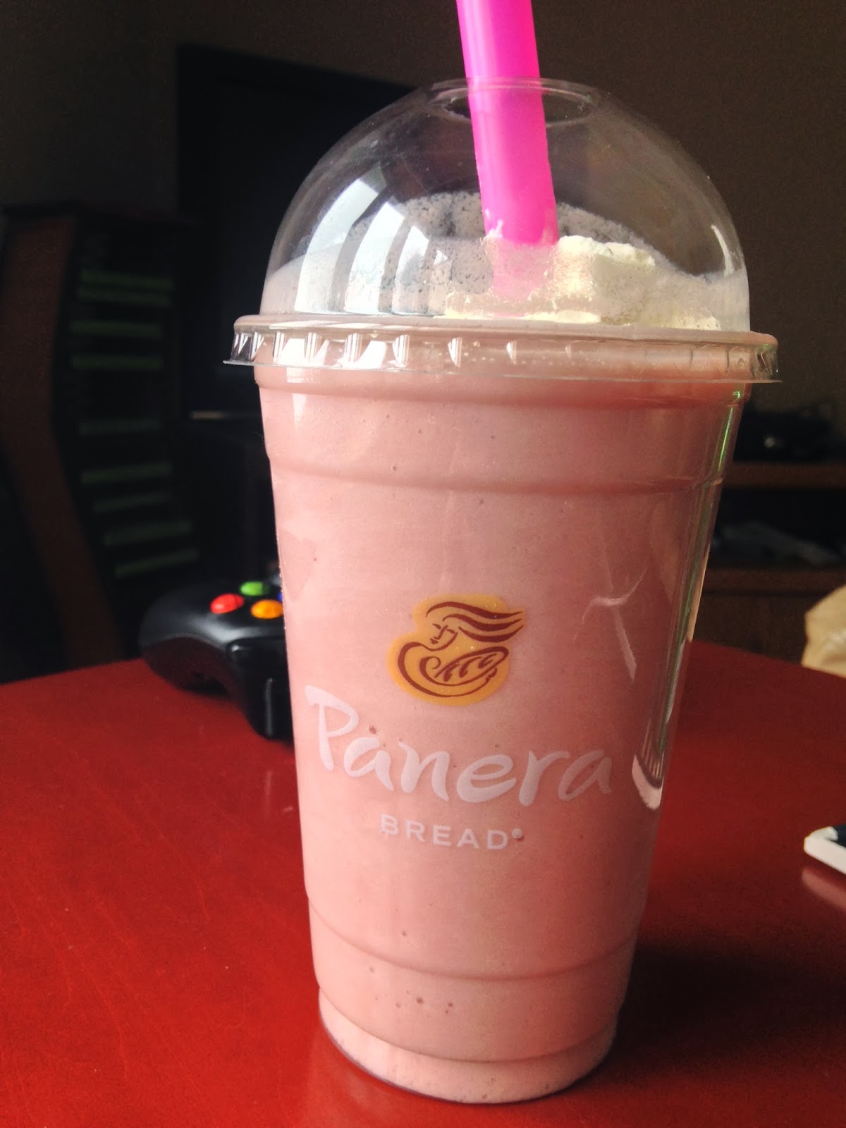 Panera Low Fat Smoothie 121