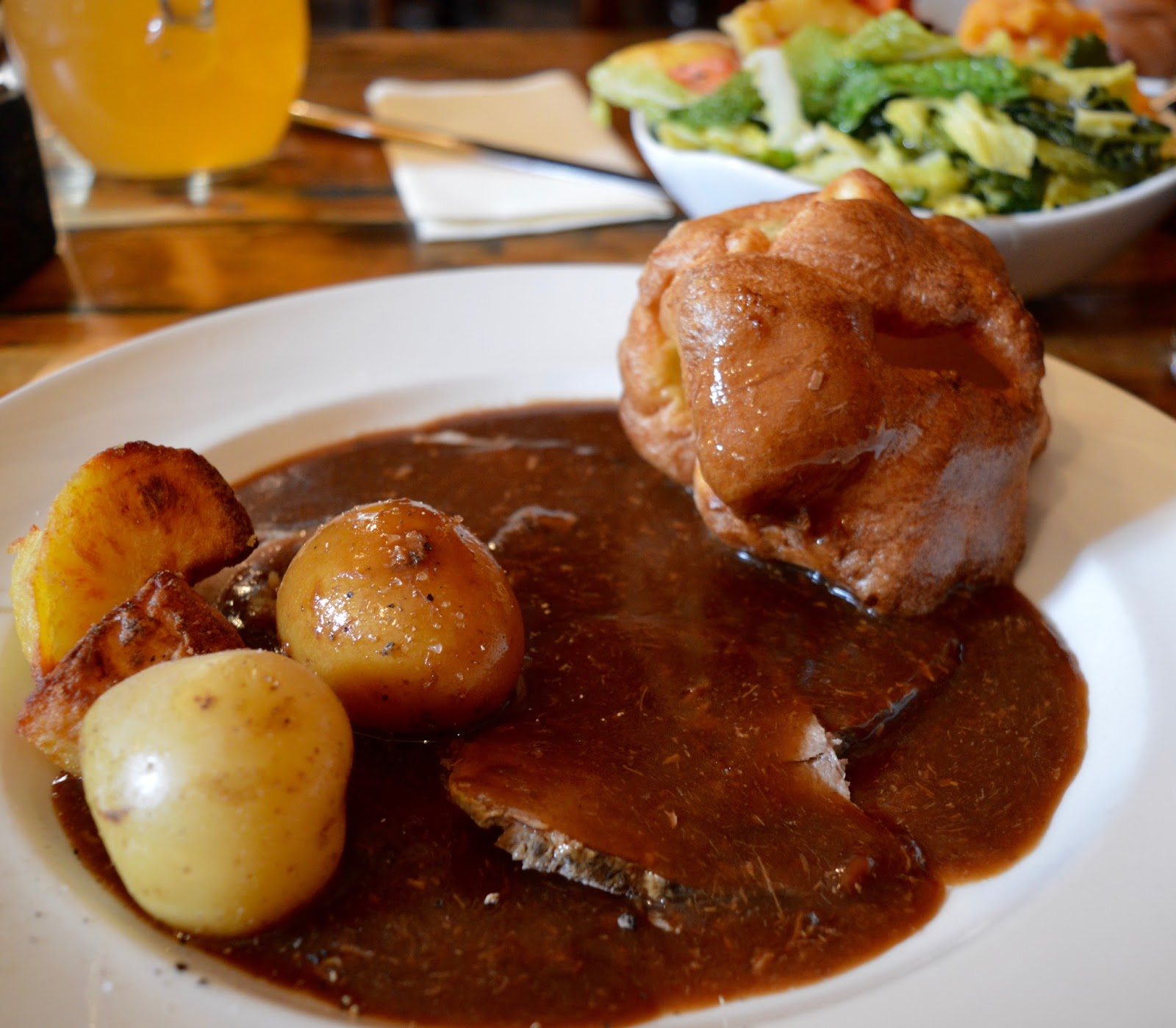 The Stables Beamish Hall | Sunday Lunch Review | Roast Beef Dinner