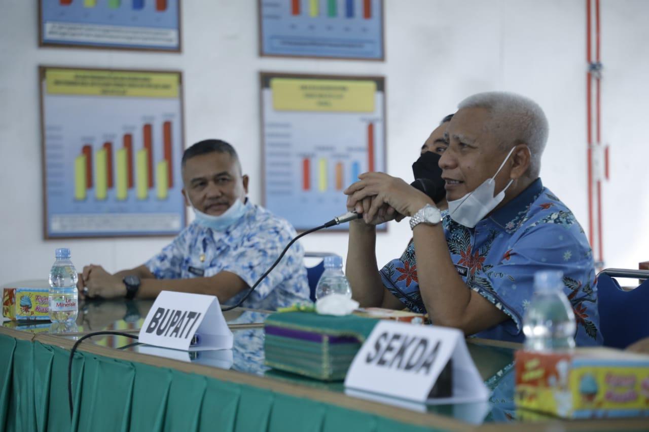 Bupati Asahan Membuka Kegiatan Forum OPD Kelompok Digitalisasi Birokrasi