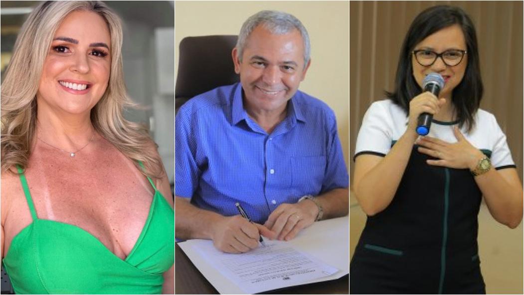 Nélio dá emprego para irmã de secretária na pasta sob comando da esposa