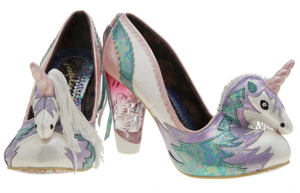 irregular choice dreamkiss unicorn heels