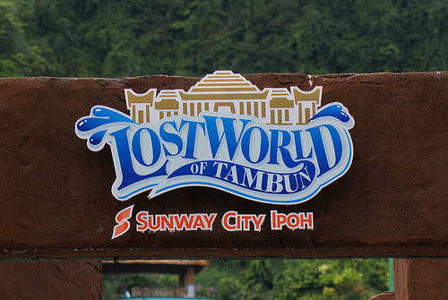 Image result for Lost World Hotel, Gerbang Percutian Terbaik di Ipoh