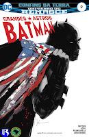DC Renascimento: Grandes Astros - Batman #9