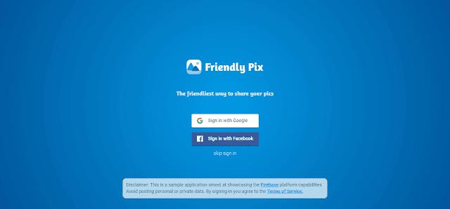 تطبيق جديد من جوجل Friendly Pix شبيه لانستغرام!