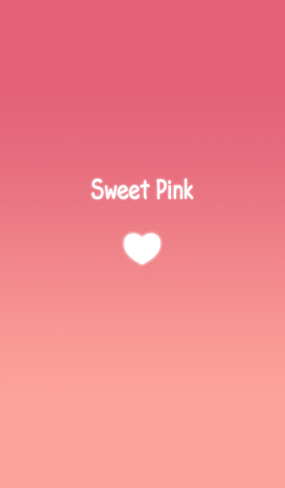 Sweet Pink Gradation