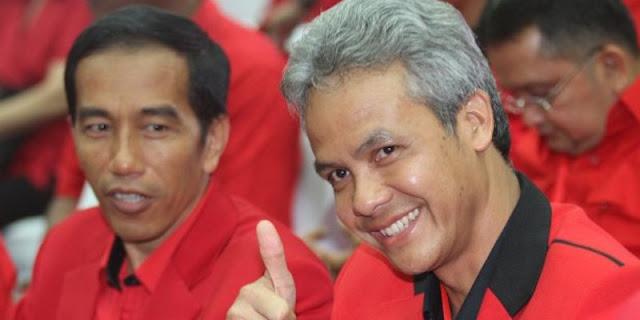 Ganjar Pranowo Bukan Sekadar Tak Diundang, Tapi Sedang Dipermalukan Elite PDIP