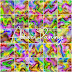 28 Psychedelic Abstract Painting Backgrounds.