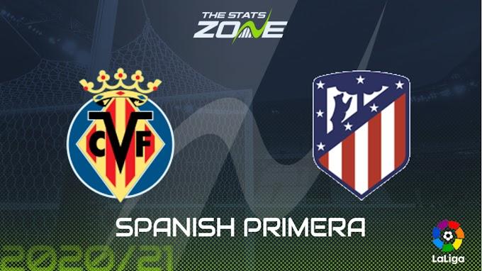 Watch Villarreal vs Atletico Madrid - Spain:  LaLiga live streaming
