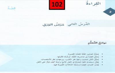 حل درس مرض الورق للصف السابع