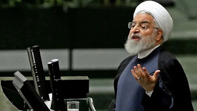 Iranian President Rouhani has ordered the resumption of nuclear research and development.