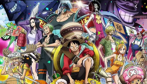 One Piece Stampede Film Surpasses 5 Billion Yen