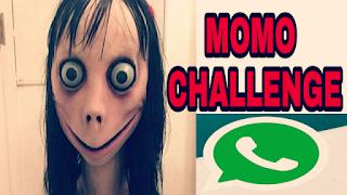 momo challenge, kiki challenge, blue whale challenge, momo challenge news