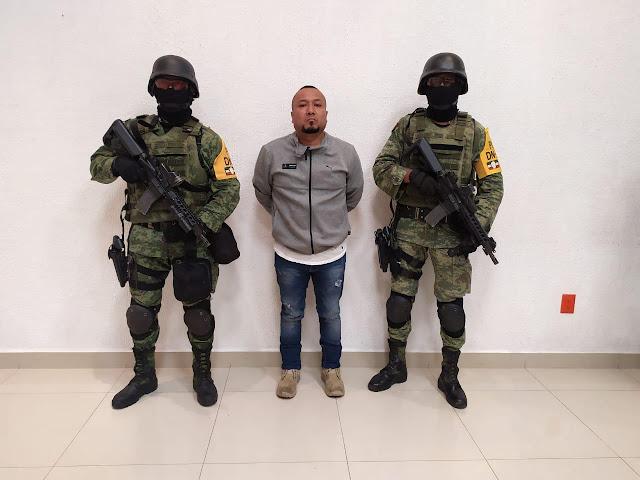 Fotografías sin Censura de El Marro capturado por El Ejercito Mexicano