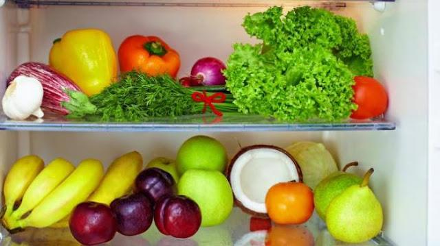 Bahan Makanan yang Jangan Disimpan di Dalam Kulkas