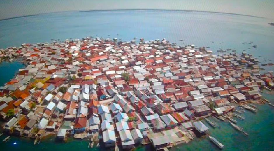 Pulau Warga Terpadat Dunia