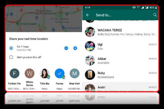 cara mencari lokasi hp dengan google maps