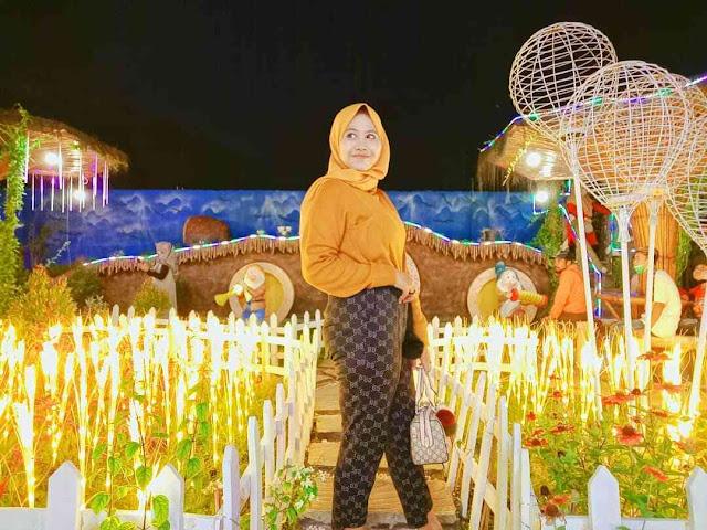 Wisata Taman Ayu Rezeki Park Probolinggo, Cocok Untuk Liburan Bersama Keluarga