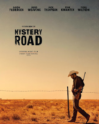 Poster Of Hollywood Film Mystery Road (2013) In 300MB Compressed Size PC Movie Free Download At worldfree4u.com