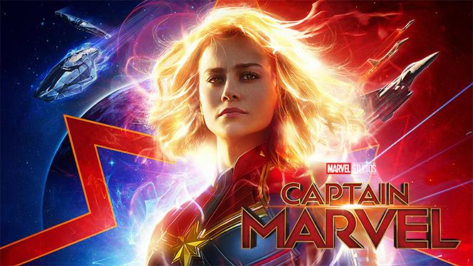 Capitana Marvel (2019) Web-DL 1080p Latino-Ingles