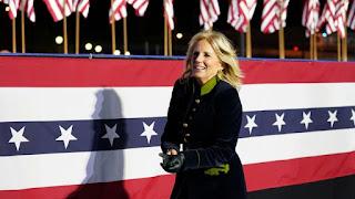 Joseph Biden's Second wife Jill Biden