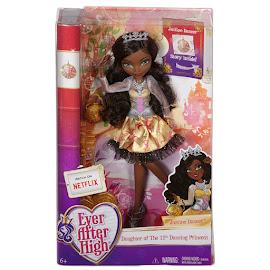EAH Core Royals & Rebels Justine Dancer Doll