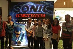 Nonton Film Sonic:The Hedgehog Bersama Pemuda Remaja GIA Bromo