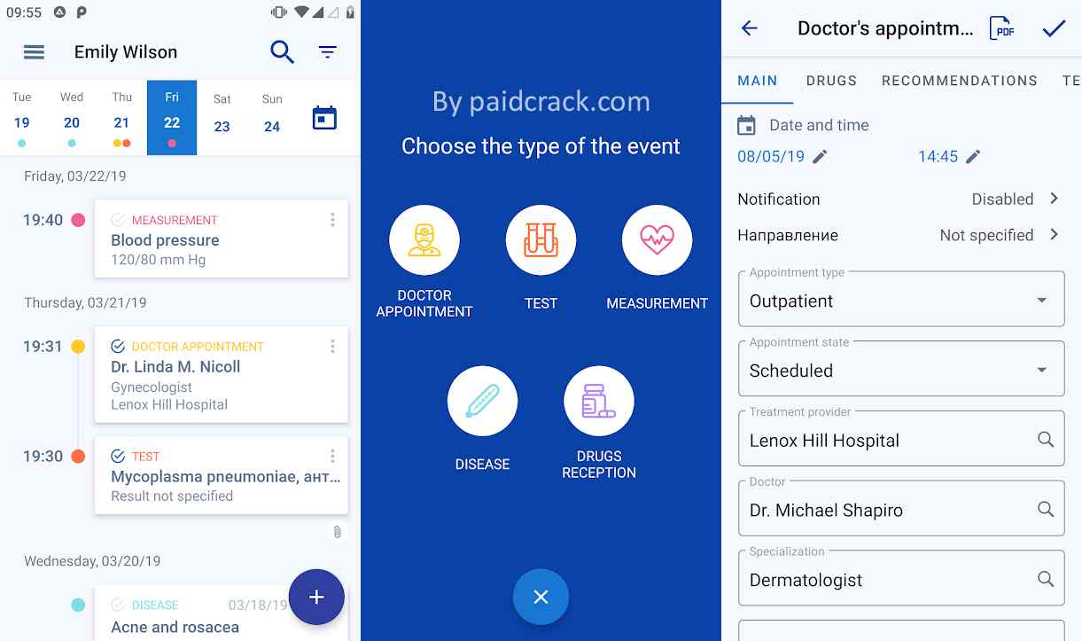 Medical Record Mod Apk