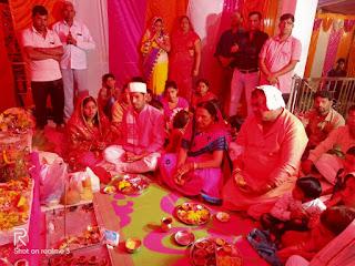 नवरात्रि महिषासुर मर्दिनी मां श्री दुर्गादेवी का त्यौहार है