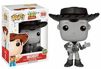 Funko Pop! Woody B/W