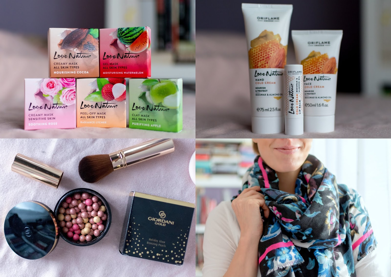 beauty tip: oriflame 1/2019