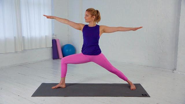 4 Tư thế Yoga cho người mới bắt đầu